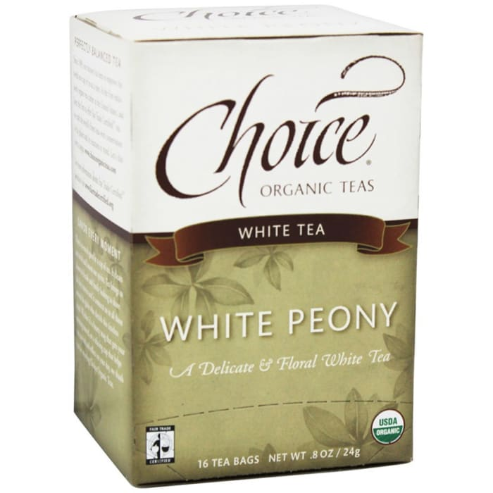 Choice White Peony Tea