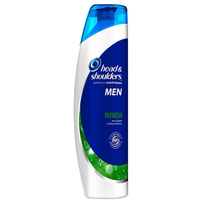 Head & Shoulders Refresh Dandruff For Men Shampoo