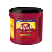 Folgers Classic Roast Ground Coffee Medium