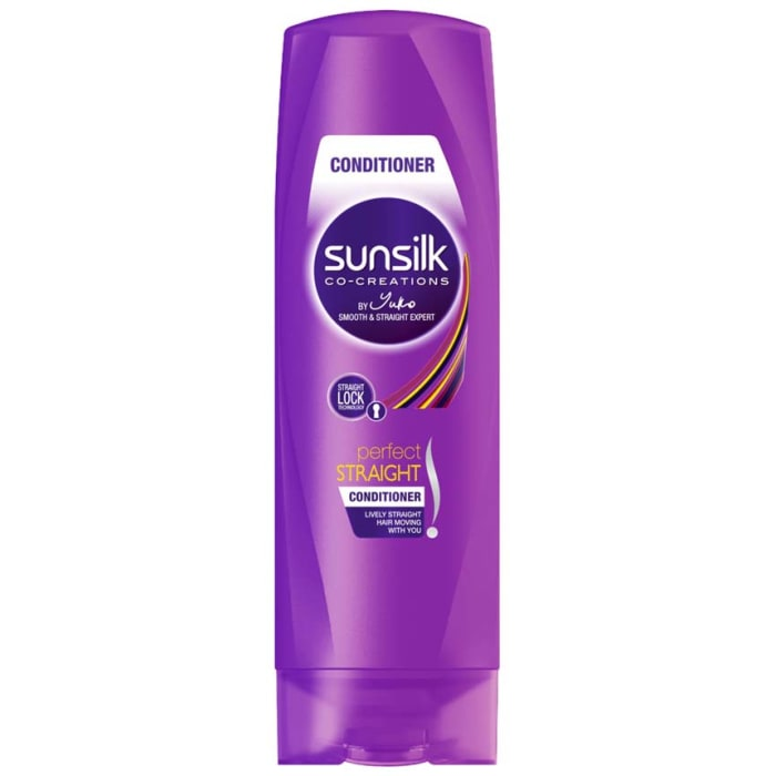 Sunsilk Perfect Straight Purple Color Hair Conditioner