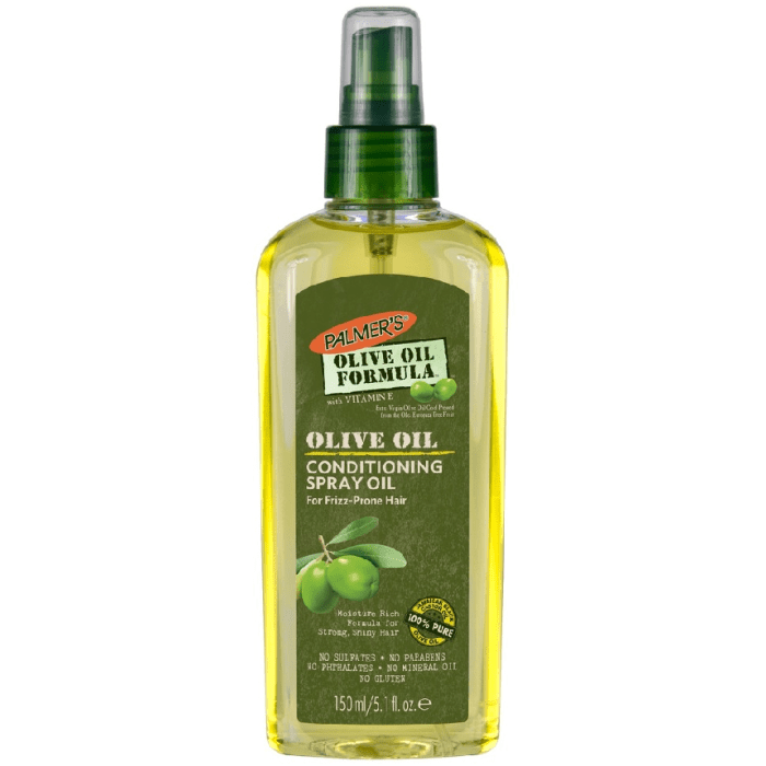 Palmer's Olive Oil Formula Conditioning Conditioning Spray Oil 150ml