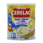 Nestle Apple & Wheat With Milk For Baby