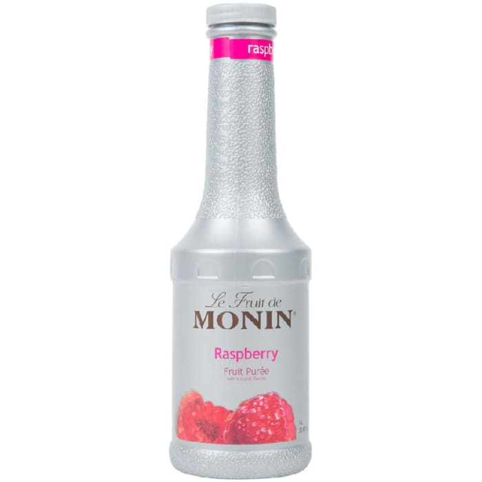 Monin Fruit Puree Raspberry
