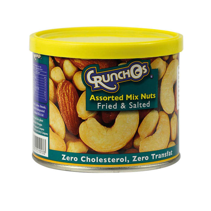Crunchos  Assorted Mix Nuts Fried & Salted