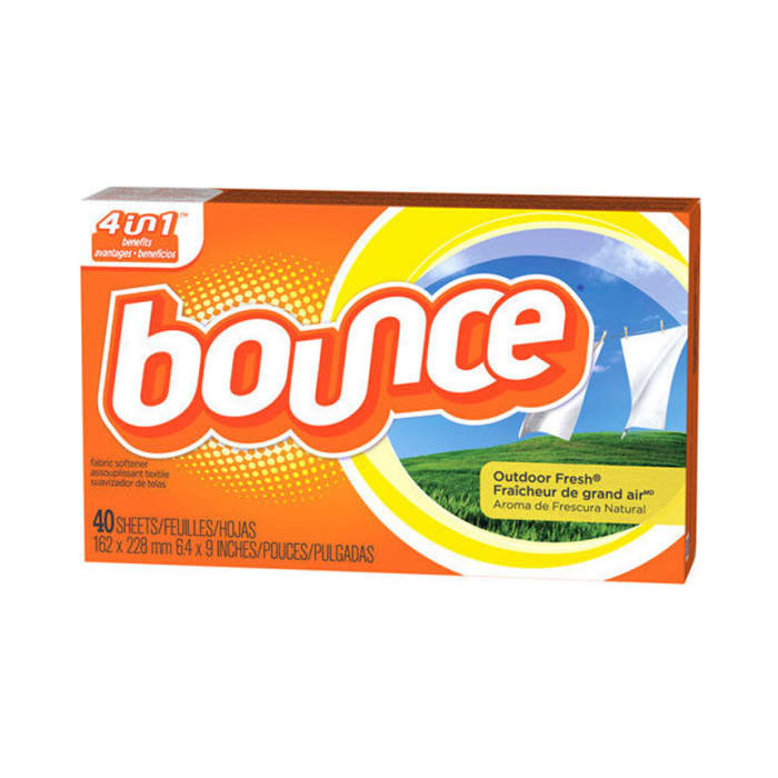 Bounce Fresh Outdoor Fresh Softener Sheet