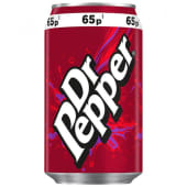 Dr Pepper Regular Drink