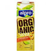 Alpro Soya Organic Longlife Milk Alternative 1 Litre