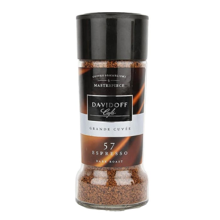 Davidoff Cafe Dark Roast  Espresso 57 Instant Coffee