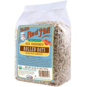 Bob's Red Mill Organic Old Fashioned Rolled Oats