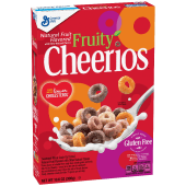 Cheerios Fruity Gluten Free Breakfast Cereal 300 Grams