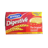 McVities Digestive Original Biscuit