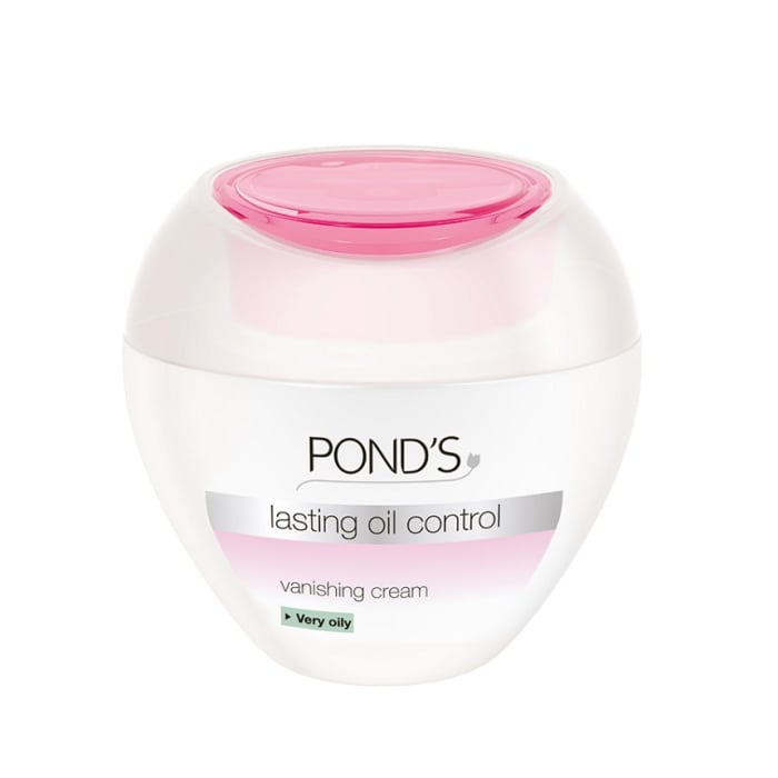 Ponds Vanishing Cream Very Oily