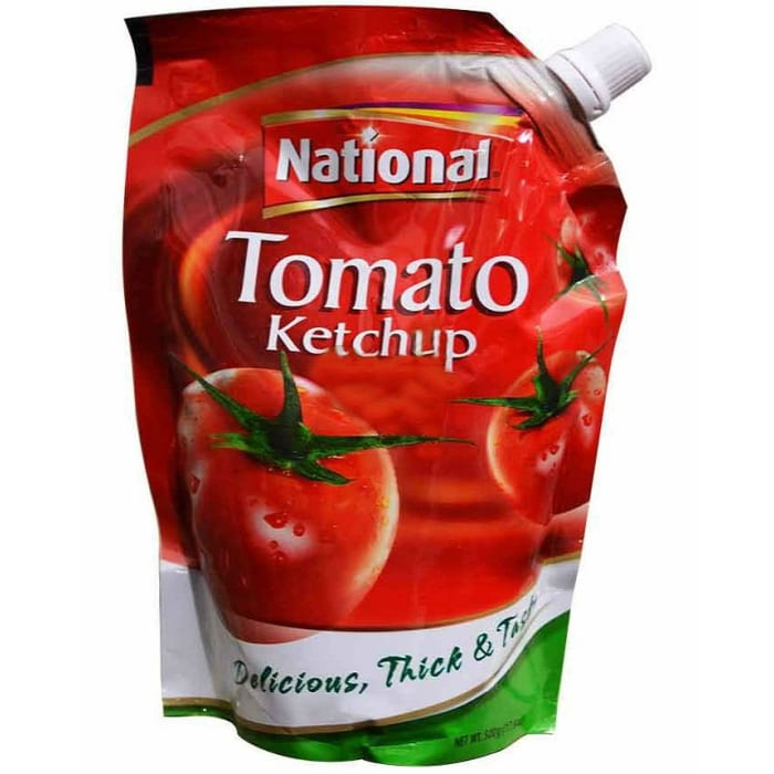 National Tomato Ketchup Pouch 1 Kg