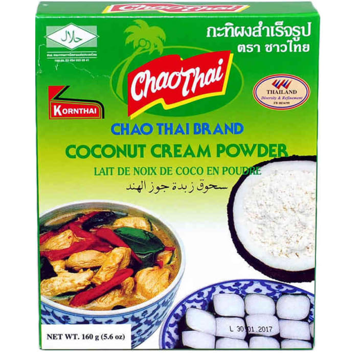 Chaothai Coconut Cream Cocoa Powder