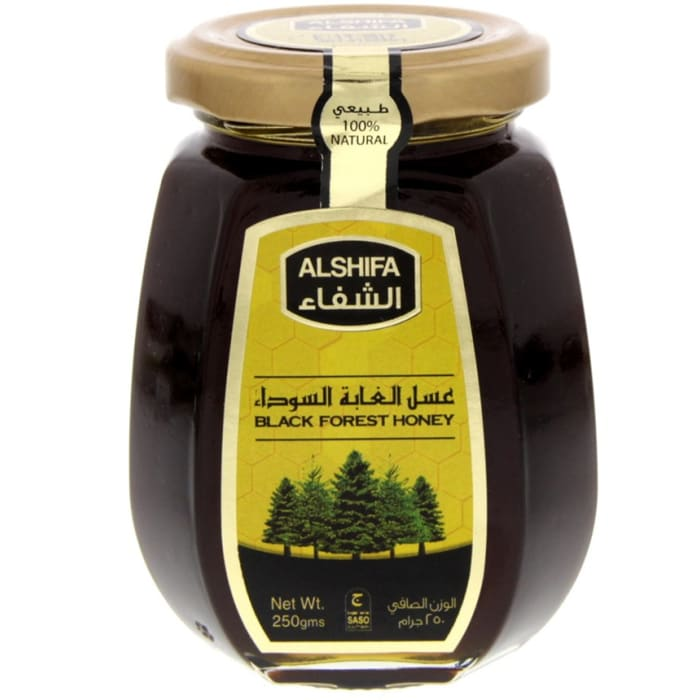 Al Shifa Black Forest Honey