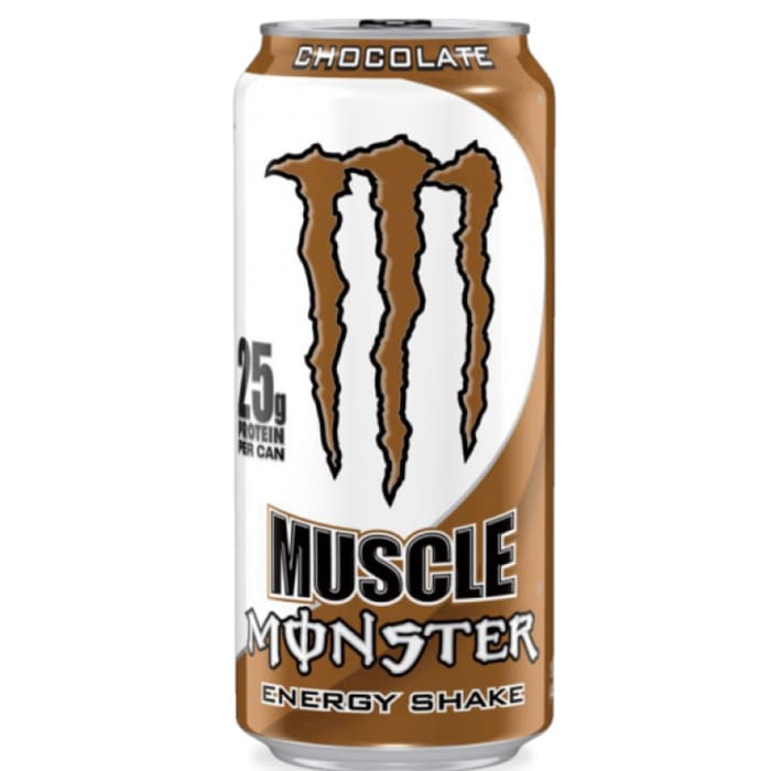 Muscle Monster Energy  Chocolate Shake