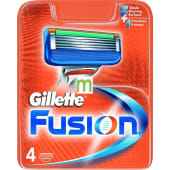 Gillette Fusion Proglide Power Razor Blade Refills For Men