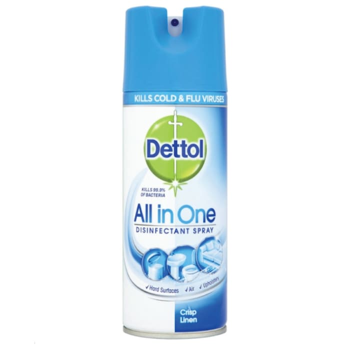 Dettol All-in-One Disinfectant Spray