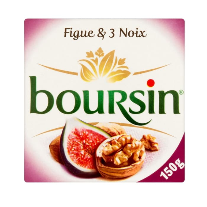 Boursin Figs & Mixed Nuts
