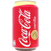 Coca Cola Can Vanilla