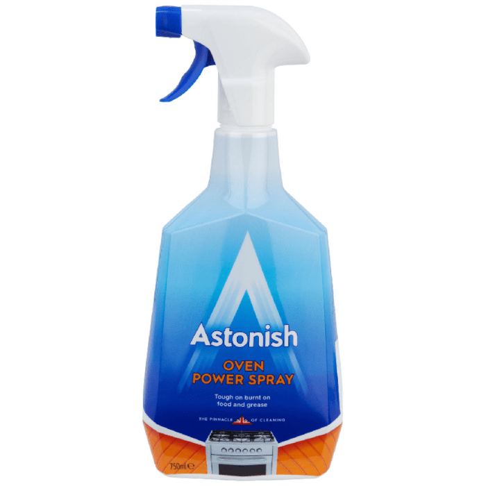 Astonish Oven Clean Power Spray
