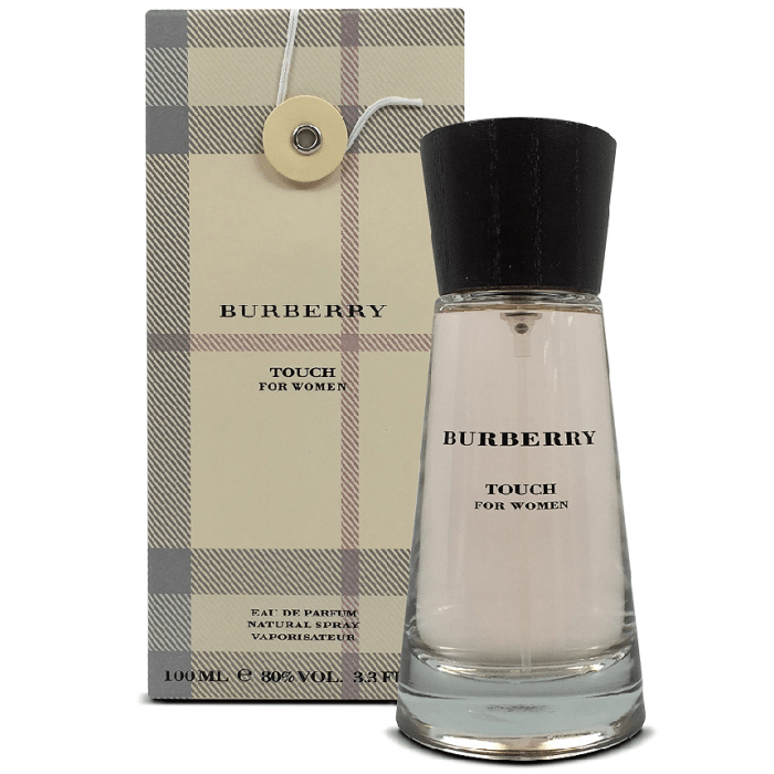 Burberry Women Eau Spray De 100ml For Parfum Touch k0POnw
