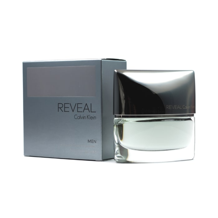 Calvin Klein Reveal Men Eau de Toilette Spray for Men
