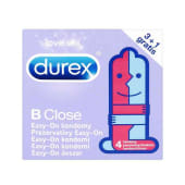 Durex Condom Be close 4S