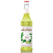 Monin Flavored Lime Syrup