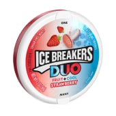 Ice Breakers Bubble Gums Strawberry 36g