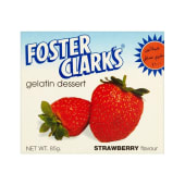 Foster Clarks Strawberry Jelly