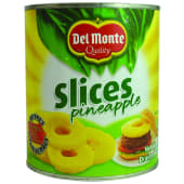 Del Monte Tin Fruit Slice Pineapple