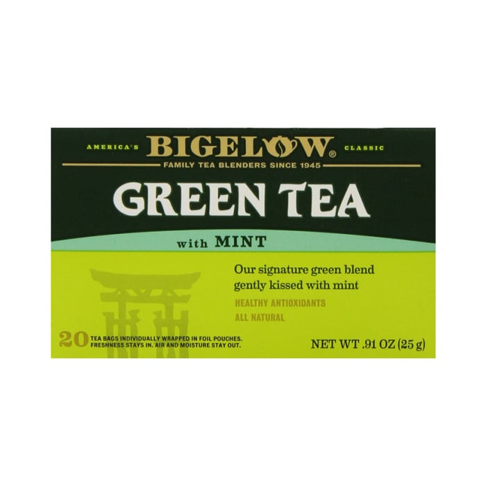 Bigelow Green Tea With Mint 25g