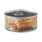 Friskies Cat Food Poultry Platter Classic Pate