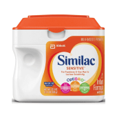 Similac Sensitive Infant Formula with Iron For Fussiness and Gas Baby Formula Powder