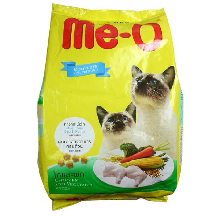 Meo Chicken & Vegetable