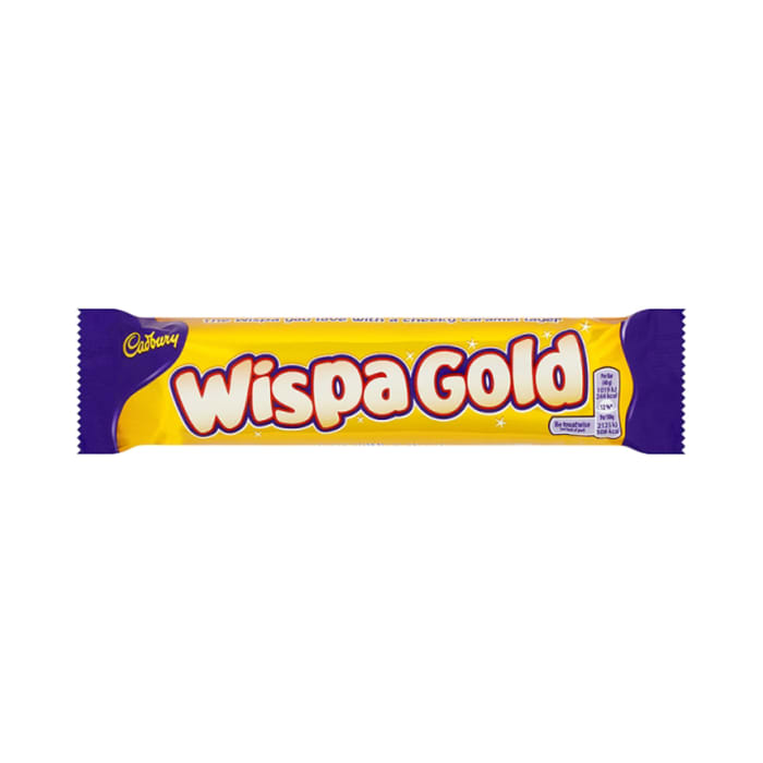 Cadbury Chocolate Wispa Gold 48g