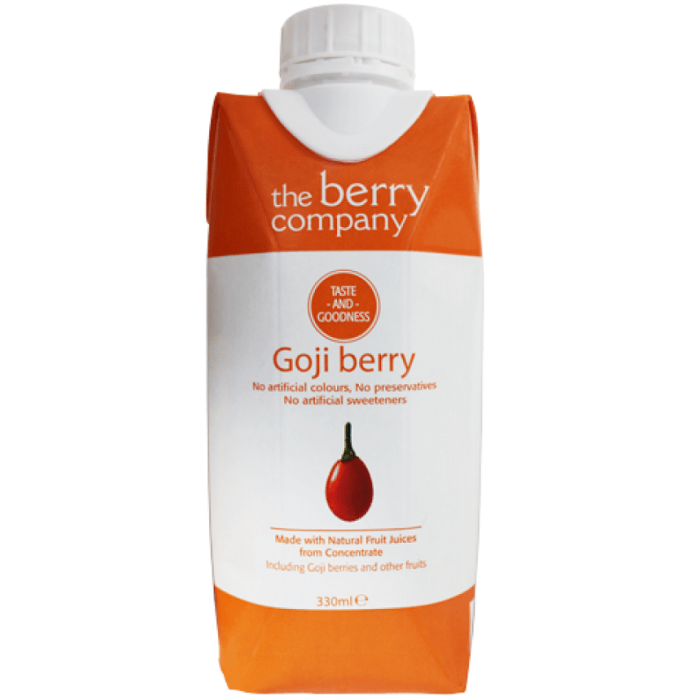 The Berry Company Goji Berry Juice