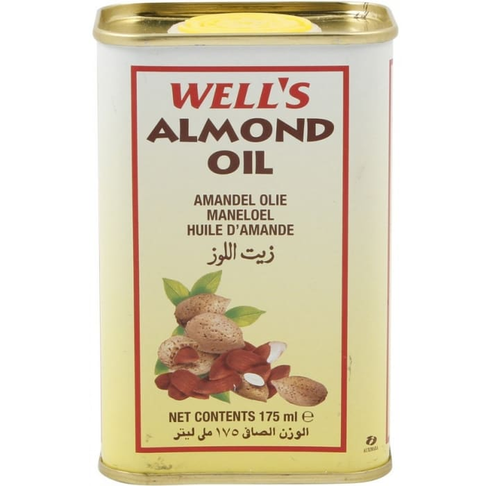 Wells Cooking Oil Almond Oil