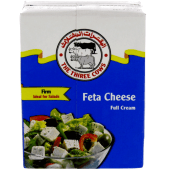 The Three Cows Feta Cheese Firm Full Cream