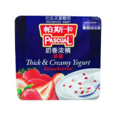 Pascual Thick & Creamy Yogurt Strawberry