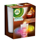 Air Wick Multicolor Scented Candle Chocolate Crackling Fire