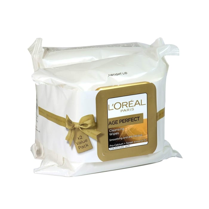 L'Oreal Paris Age Perfect Cleansing Wipes