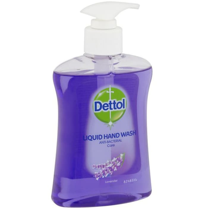 Dettol Lavender Care Anti-Bacterial Handwash Soap