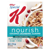 Kellogg's Special K Nourish Coconut Cranberry Almond Cereal