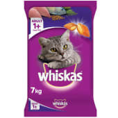 Whiskas Formula Mackerel Flavor Adult Cat Food 7Kg