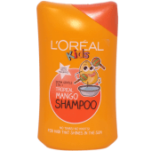 Loreal Kids Extra Gentle Tropical Mango Shampoo