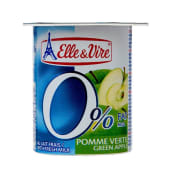 Elle & Vire Green Apple Fruit Yogurt