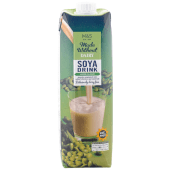 M&S Made without Dairy Unsweetened Soya Drink - Dairy Free - 1 Litre