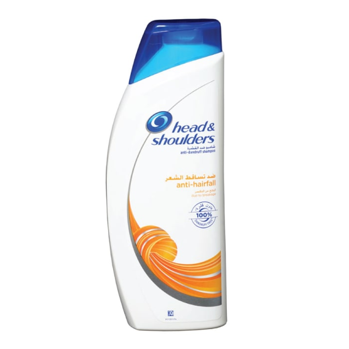 Head & Shoulders Anti-Hairfall Anti-Dandruff Shampoo